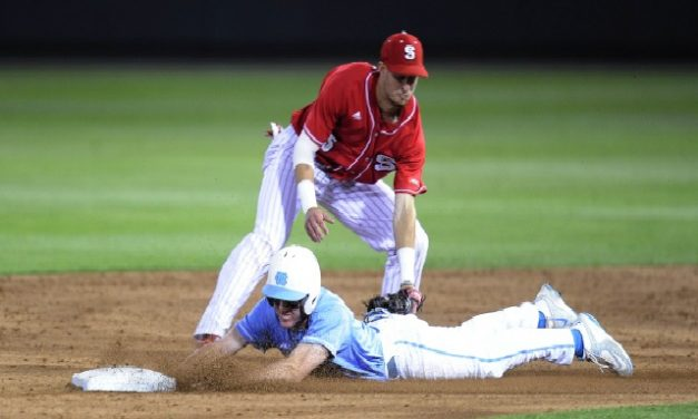 Walk-Off Hit-By-Pitch Gives Tar Heels Series Win Over NC State