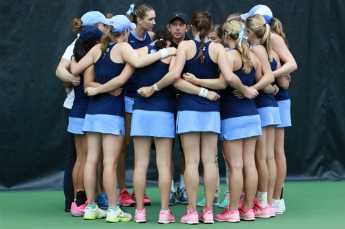National Title Runs Begin In Chapel Hill
