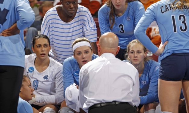 UNC Volleyball Releases Challenging 2015 Slate