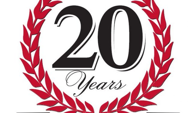 Tony Hall Celebrates 20 Years