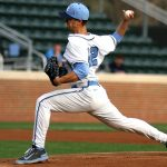 Bolt's Home Run, Bogucki's Pitching Lead Diamond Heels Past UNC-Wilmington