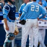 Gallen Pitches UNC to Victory, Keeps Season Alive