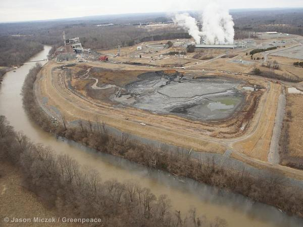 Chatham Officials Agree to Deal with Duke Energy on Coal Ash