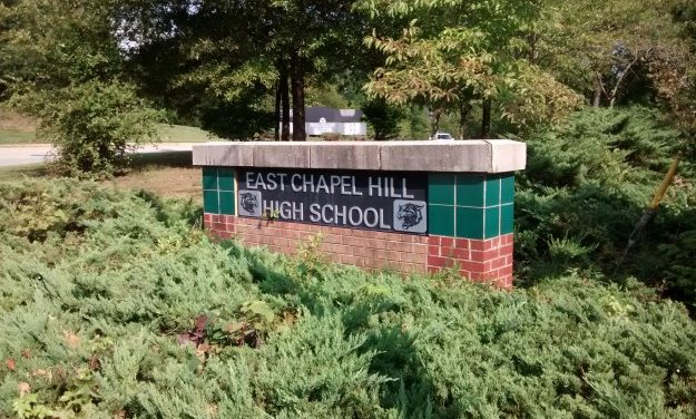 Police Investigating Sexual Abuse of Student at East Chapel Hill High School