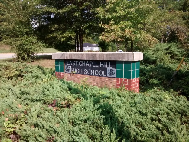 Police Investigate Possible Overdose at East Chapel Hill High