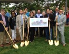 Hyatt Place Southern Village Groundbreaking