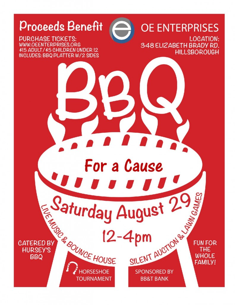 BBQ for a Cause Flyer-IMAGE