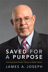 James Joseph Saved for a Purpose