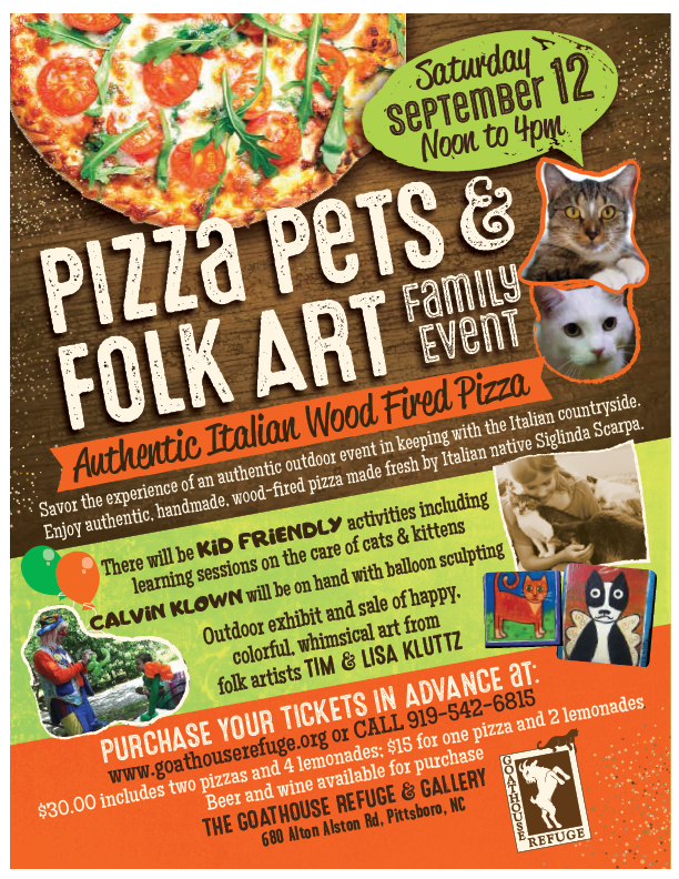 Pizza, Pets & Folk Art2
