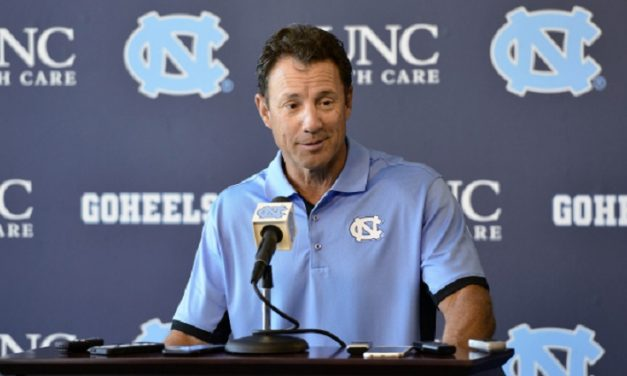 Physicality the Theme at UNC Football Media Day