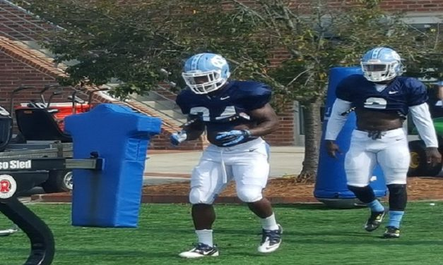 """UNC Training Camp: Hood and Logan Bringing """"Thunder and Lightning"""" to Chapel Hill"""