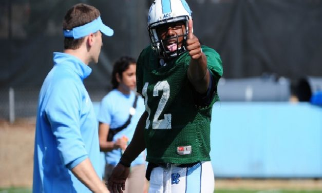 UNC Training Camp: Marquise Williams Ready For the Spotlight