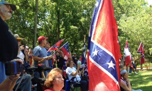 Confederate Flags Disappearing from Battlefield Gift Shops