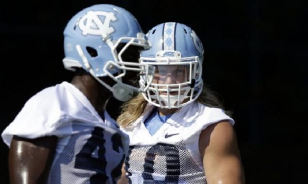 Linebackers Schoettmer and Rashad Have UNC's Defense Ready For Its Close-Up