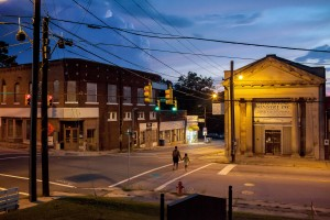 Copyright Justin Cook | June 26, 2013Angier Avenue and Driver Street