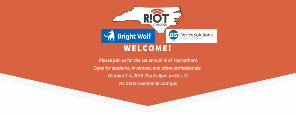 Hackathon IoT NC 2015