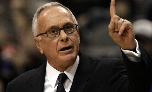 Chansky's Notebook: Larry Brown Does It Again