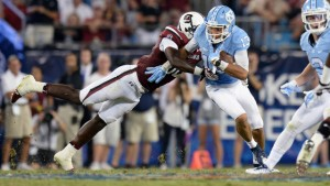Missed opportunites cost UNC the season opener against South Carolina. They feel they beat themselves. (UNC Athletics)