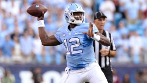 Marquise Williams was up-and-down in a game that turned into a defensive struggle. (UNC Athletics)