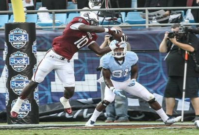 Costly Interceptions Doom Tar Heels Against South Carolina