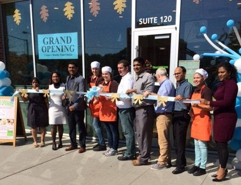 Crepe Traditions Opens on Franklin Street