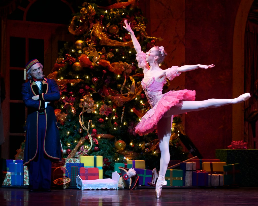 Nutcracker Carolina Ballet Image 01 - credit CWP