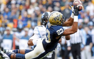Tyler Boyd has presented many problems for opposing defenses this season.(Photo Credit: Charles LeClaire-USA TODAY Sports)