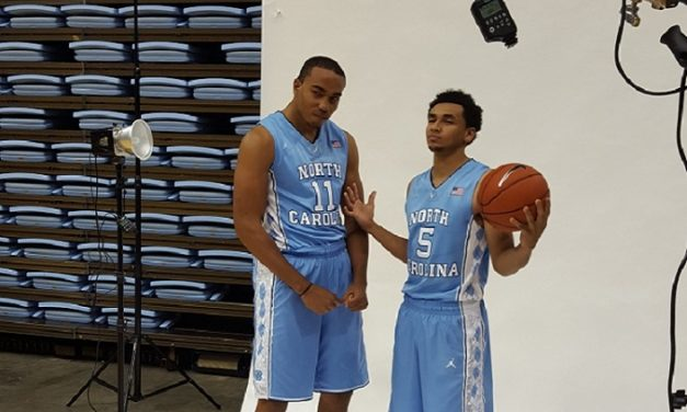 Seniors Have Loaded UNC Basketball Team Thinking Big