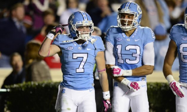 UNC Refuses to Look Past Virginia As Pitt Showdown Looms