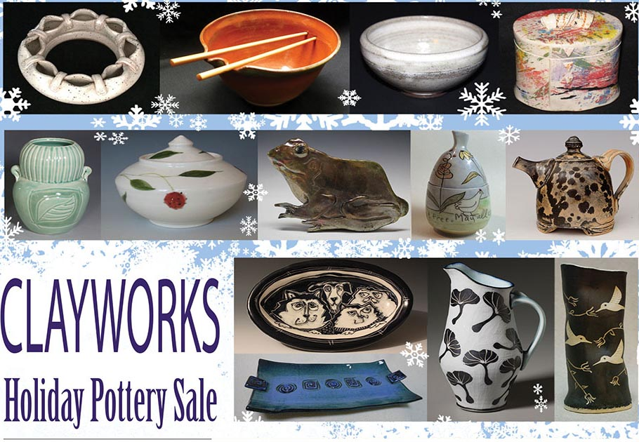 ClayWorks+2015-Holiday-Sale- photo