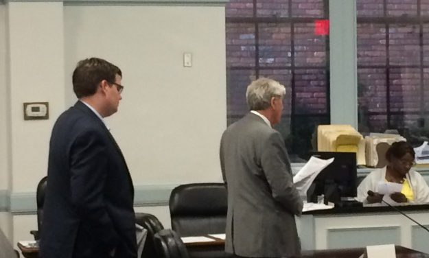 DWI Case for Chapel Hill Town Councilman Continued
