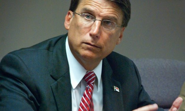 McCrory Asks Obama to 'Cease Sending Refugees from Syria to North Carolina'