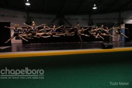 UNC Dance Team Fall Showcase 021