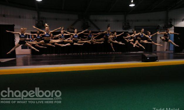 UNC Dance Team Fall Showcase