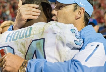 Carolina Football No. 8 in AP Top 25