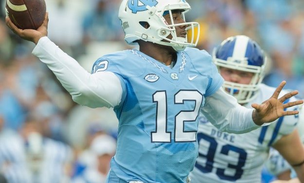 How the North Carolina Tar Heels Can Make the College Football Playoff