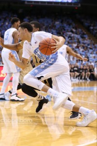 Justin Jackson's star continues to rise after winning tournament MVP honors. (Todd Melet)