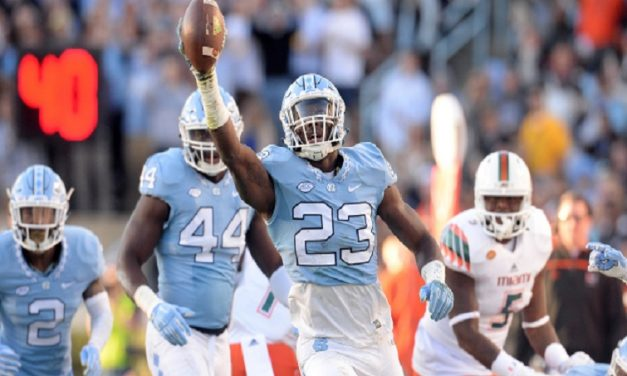Stakes Through the Roof For UNC Football Against Virginia Tech