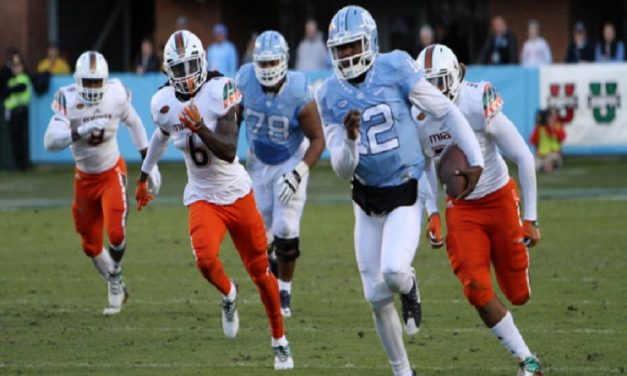 Nine Wins and Counting: UNC Mauls Miami 59-21