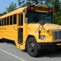 CHCCS school bus