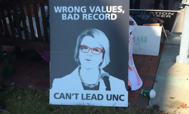 UNC Board of Governors Moves Meeting Amid Planned Protests
