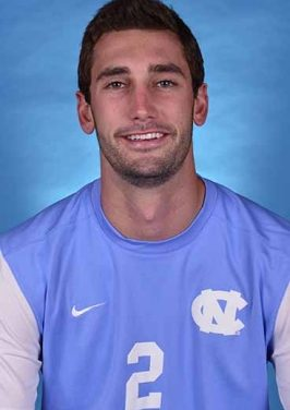 UNC Soccer Star Named ACC Men's Soccer Scholar-Athlete of the Year