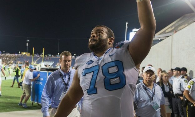 Six Tar Heels Sign NFL Contracts