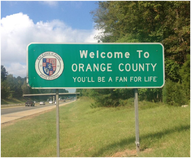 Orange County Makes New Slogan Official