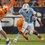Tar Heels Come Up Short In ACC Title Game: Clemson Wins 45-37