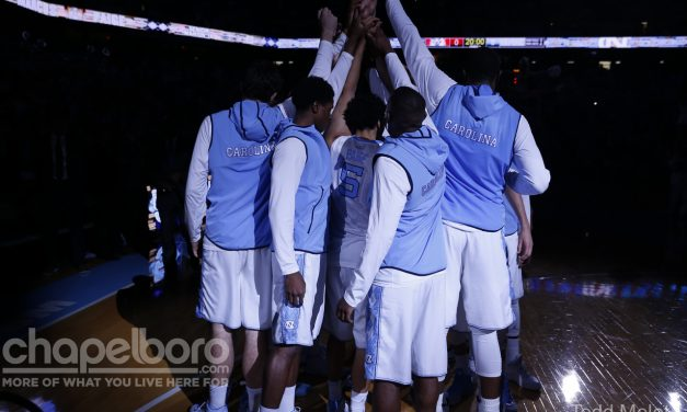 Oakes' Outlook: Storybook Ending for UNC?