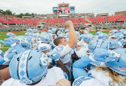 Inside Carolina: Leadership in Football