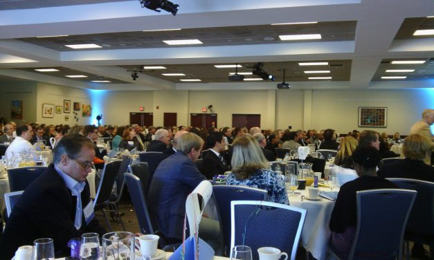 Tom Ross Honored By Chapel Hill-Carrboro Chamber