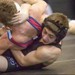 Carrboro Wrestler Winning Match Of His Life