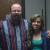 John Hite and Leah Simon. Carrboro High School